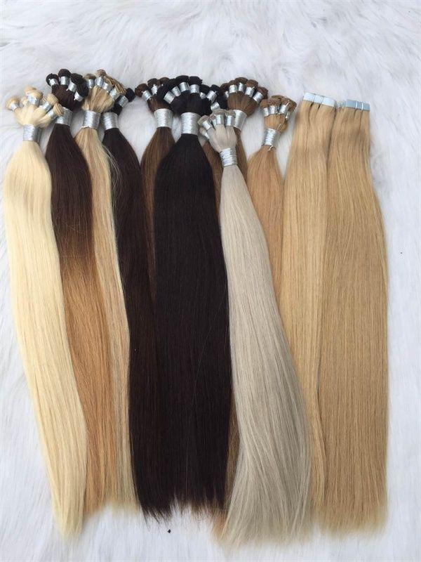 Soomay Hair Factory Cuticle Intact Hair weft