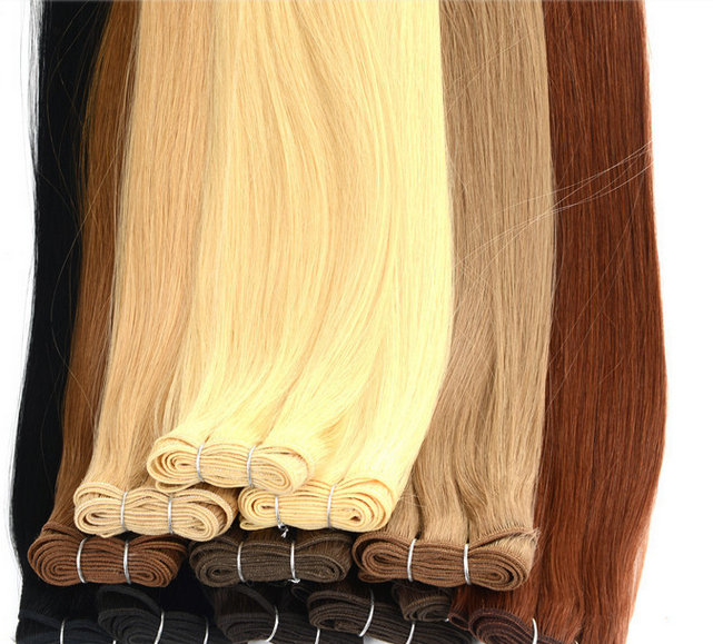 Soomay Hair Factory Cuticle Intact Russian Hair Pre-bonded tip hair