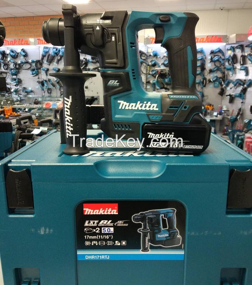 Makitas LXT1500 18-Volt LXT Lithium-Ion Cordless drill Combo Kit