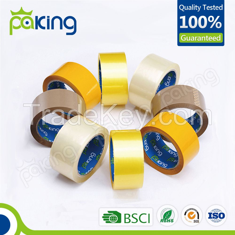 easy tear clear packing tape for daily use