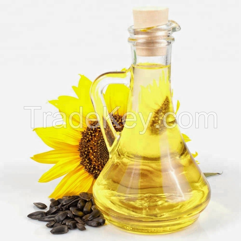 Manufacturer Supply Cold Pressed Refined Pure Sunflower Oil with good price