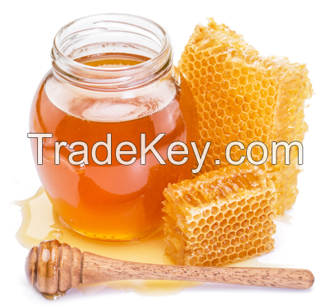 mountain organic natural pure raw bee honey from Africa