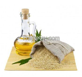 cold press pure 100% sesame oil