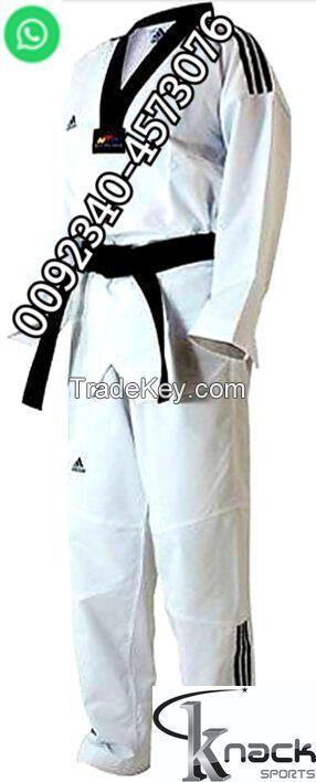Proforce Gladiator Jiu Jitsu Judo Uniform Gi Pant Grappling White Cotton Akido