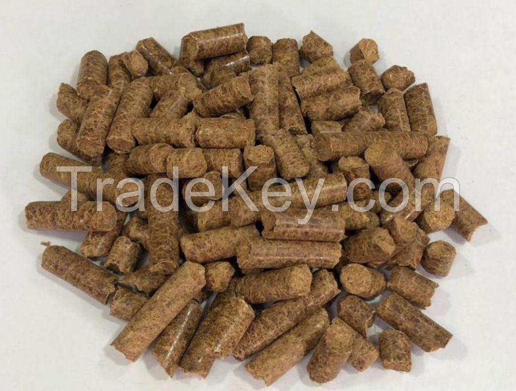 High calorific value 100% wood pellet