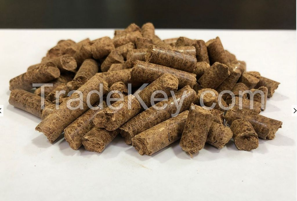 6MM 8MM Barbecue Wood Pellets