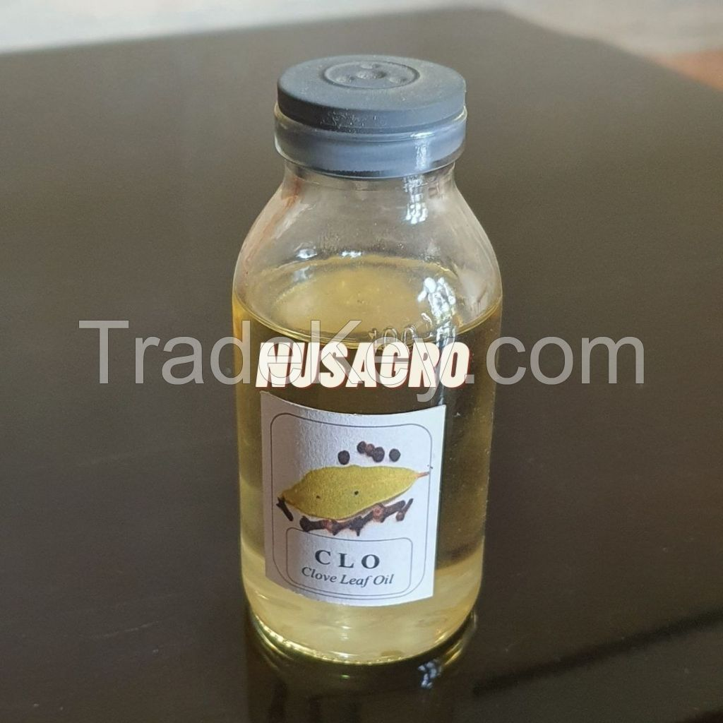 Clove Oil (Syzygium aromaticum)