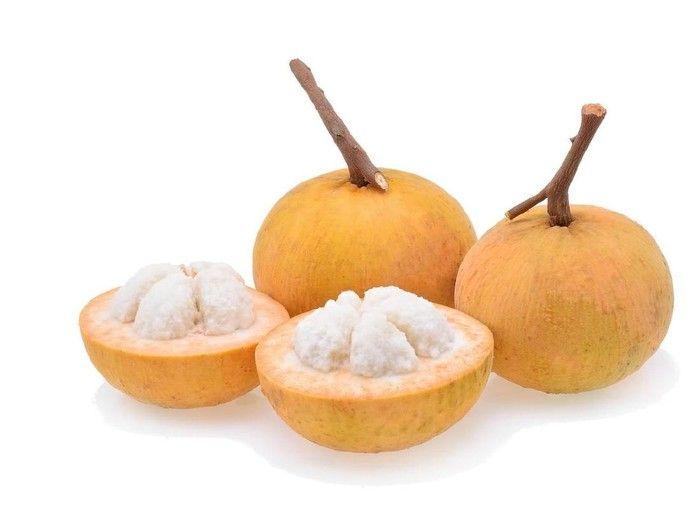 Kecapi Fruits (Sandoricum koetjape)