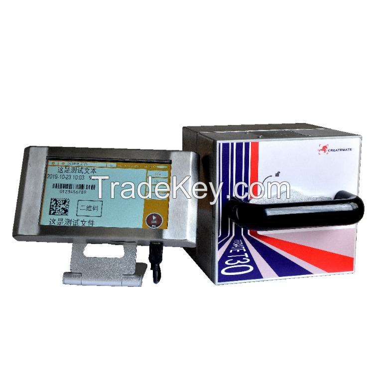 Demac TTO printer, Demac Thermal Transfer Overprinter
