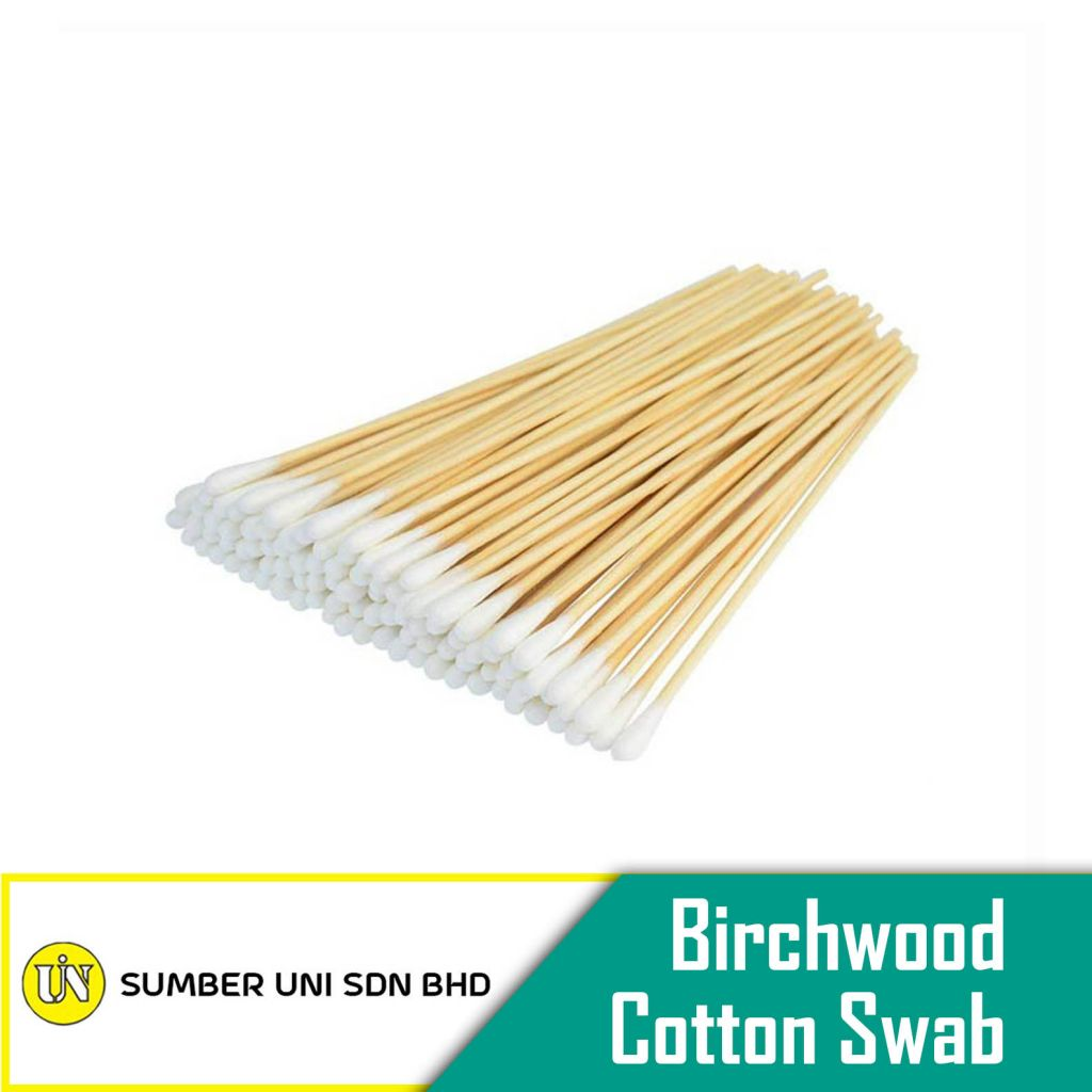 Birchwood Cotton Swab