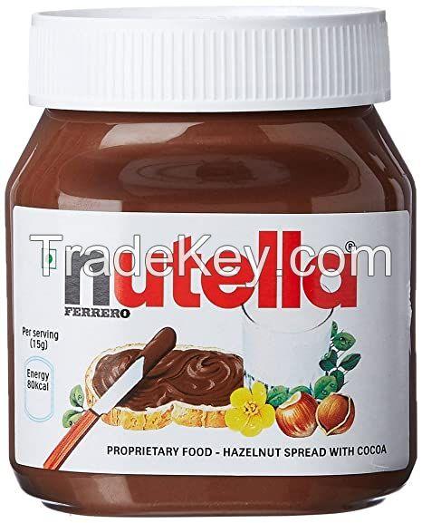 Hazelnuts Nutella Chocolate