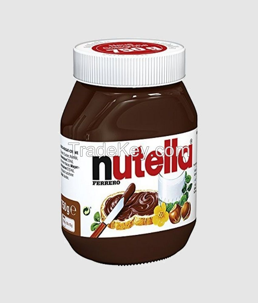 Nutella Chocolate Ferrero Wholesales
