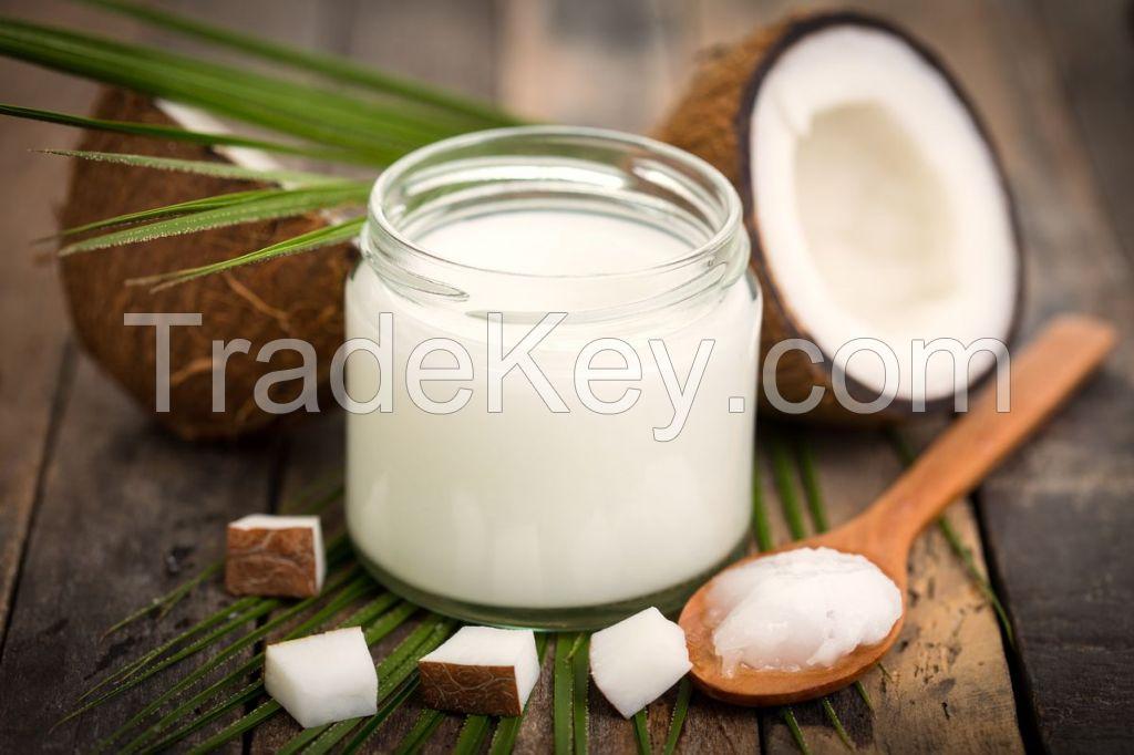 OEM Cold Pressed Coconut Oil