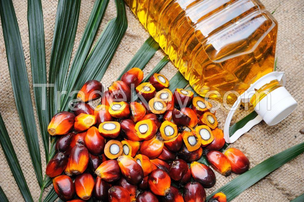 TOP GRADE REFINED PALM OIL