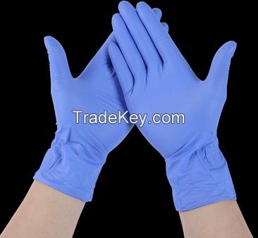 Medical Disposable Nitrile Gloves