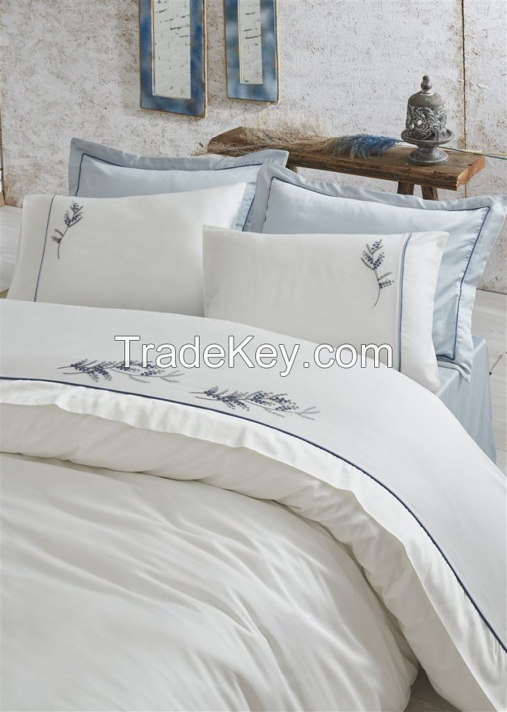 Organic Cotton Duvet Cover Set