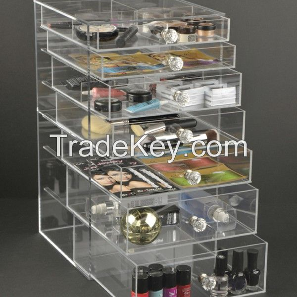 Acrylic Display Cases and Boxes