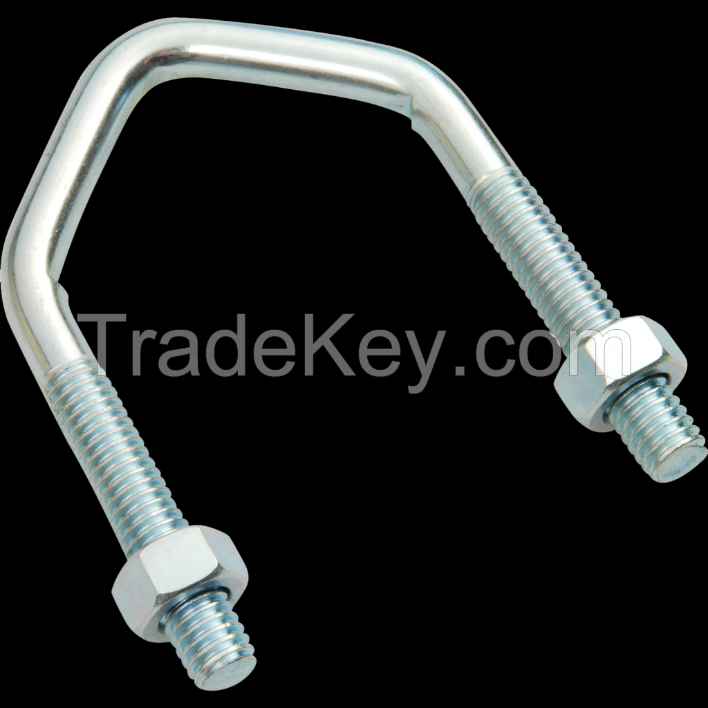 High strength U, V, J, L, anchor bolts, foundation bolts