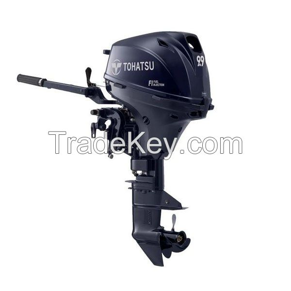 2019 Tohatsu 9.9 HP MFS9.9EEFUL Outboard Motor for Sale