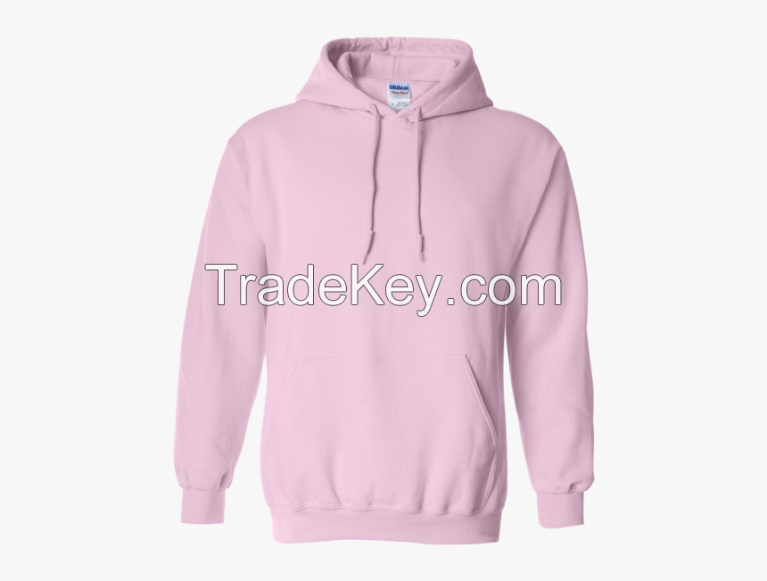 Fleece Pullover Hooded Sweatshirt