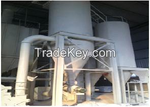 GCC Calcium Carbonate Powder Uncoated
