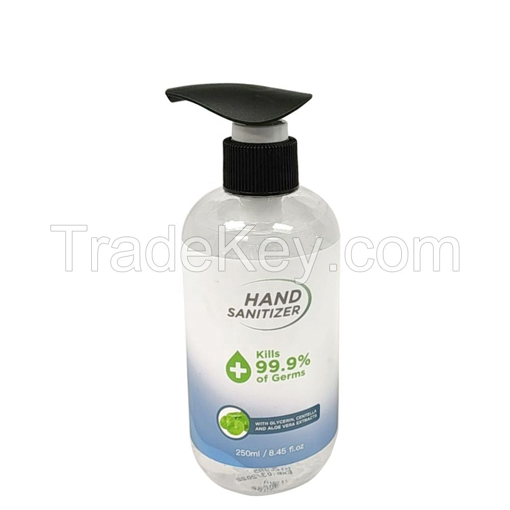 Instant Antibacterial Antiseptic Hand Sanitizer Gel 75% Alcohol and 99% Alcohol Hand Sanitizer 500ml  5L