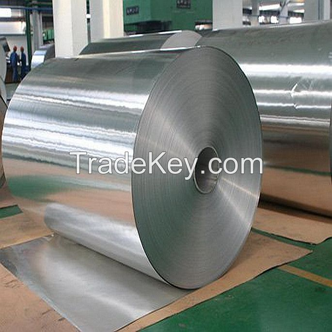 Household Aluminum Foil Food Wrapping Paper Rolls for packaging