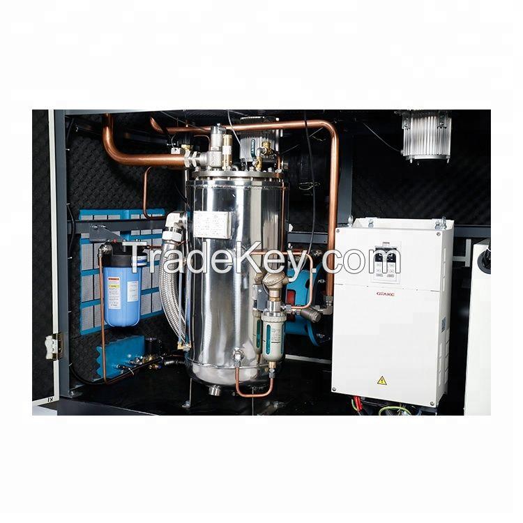 Medical Air Compressor for Ventilator Oil Free Scroll Type Air Compressor For Sale