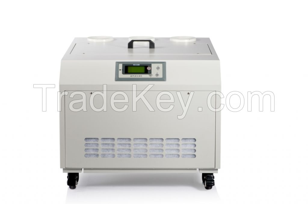 21kg Industrial Ultrasonic Humidifier Cool Mist Fogger Disinfection Equipment