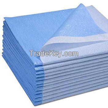 Disposable Surgical Medical Bedspread Bedsheet Drape Sheet Waterproof Flat Sheet