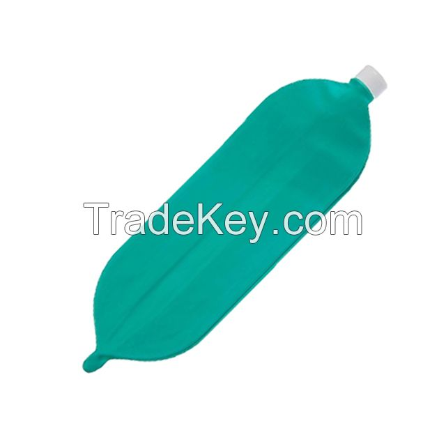 High quality disposable medical latex free breathing bag Re-breathing Breathing Bag