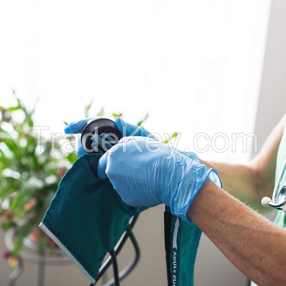 Examination Disposable Nitrile Gloves Powder Free