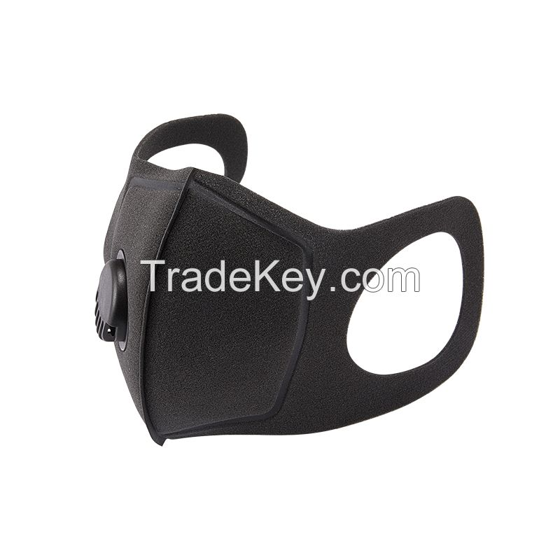 Reusable Anti Smog Air pollution Dust Mask with Valve