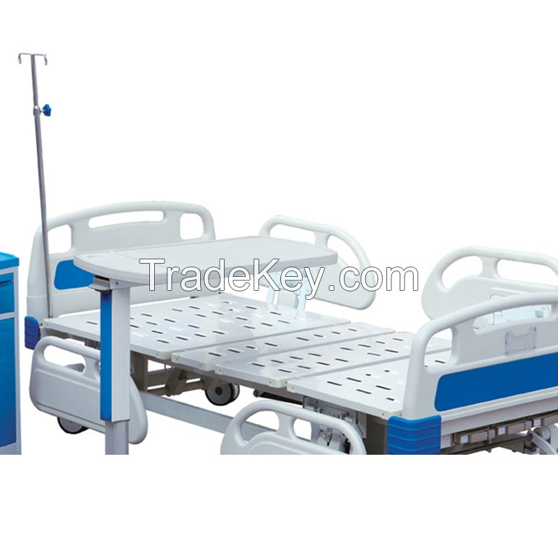 High-grade Bed Electric Multi-function Nursing Bed Hospital Ward Bed Stainless Steel
