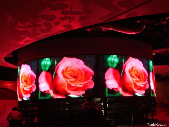 Indoor Advertising LED Screen (PH12)