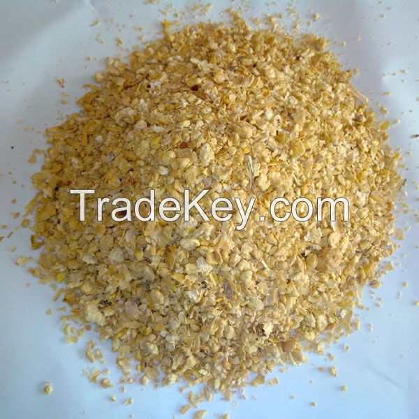 Soybean meal for animal feeds