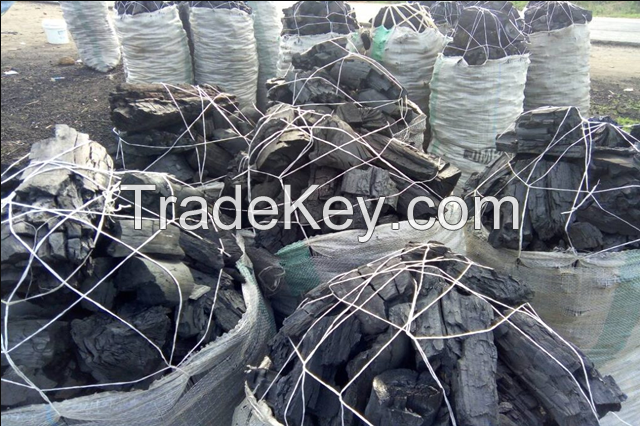 Hardwood Charcoal  | Top Quality Charcoal