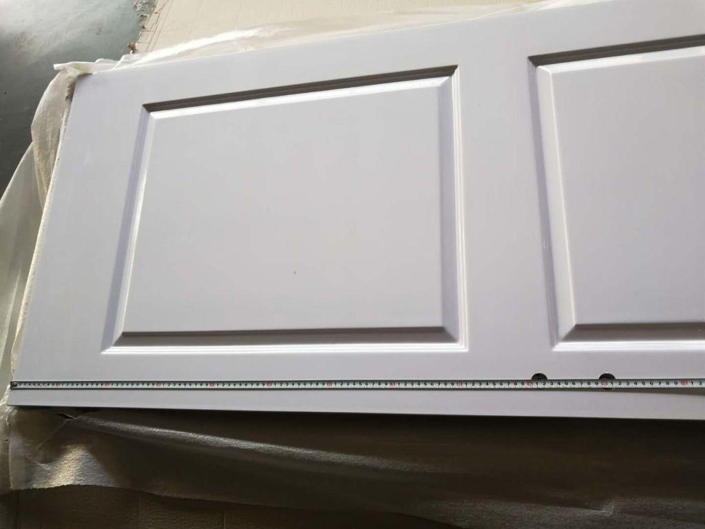 Israel market painting WPC modern internal indoor doors with WPC door frames