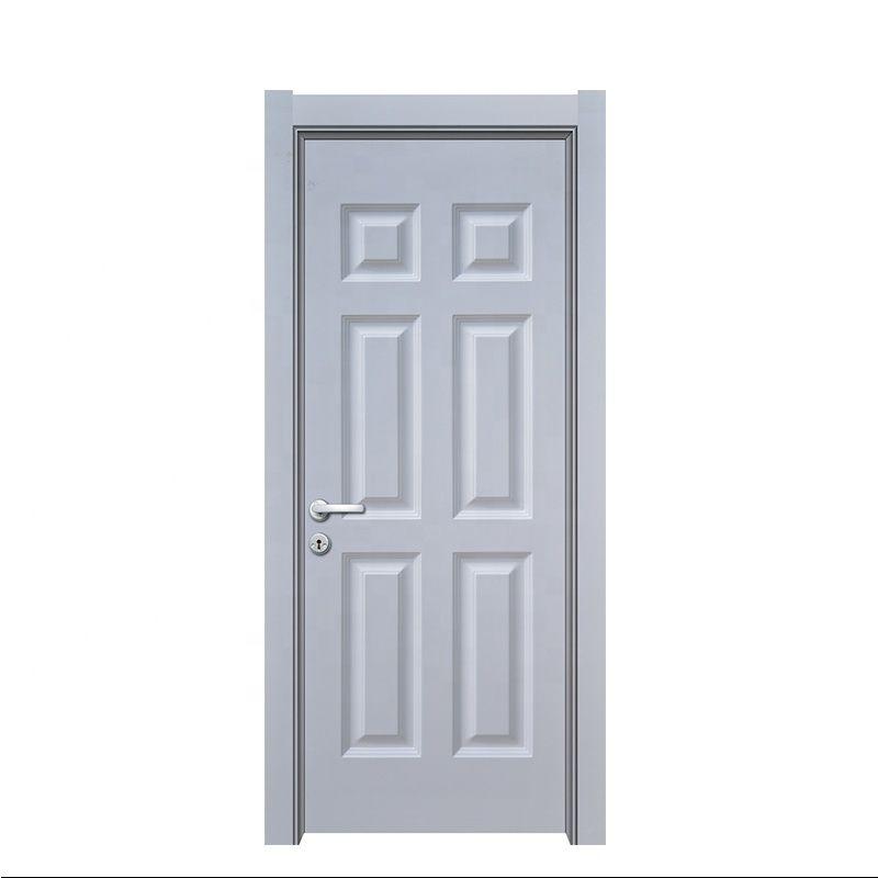The Most Popular Brand WPC Hollow Door WPC Door Frame