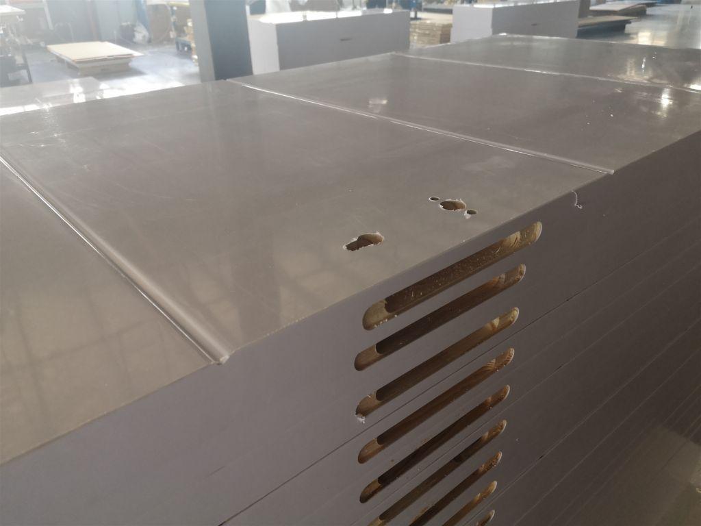 Waterproof WPC PVC Composite interior Room Door
