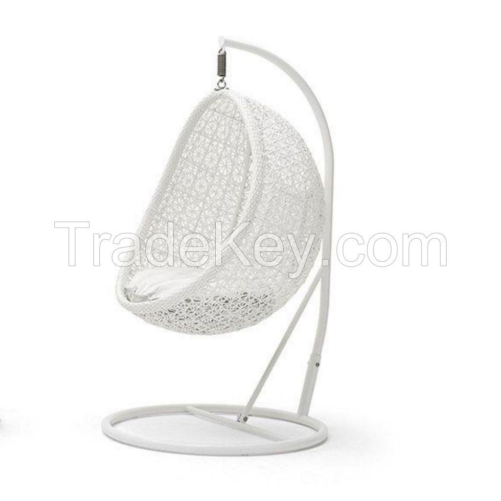 Arvabil Handmade Wicker Nest Egg Swing for Home and Garden, Prime Design