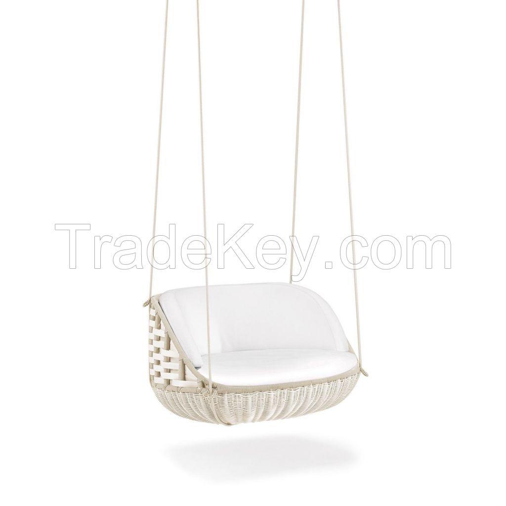 Arvabil Handmade Rect Hang Swing, Prime Design, 1 Seater