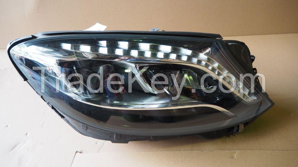 MERCEDES BENZ W222 S400 2017 XENON HEADLAMPS