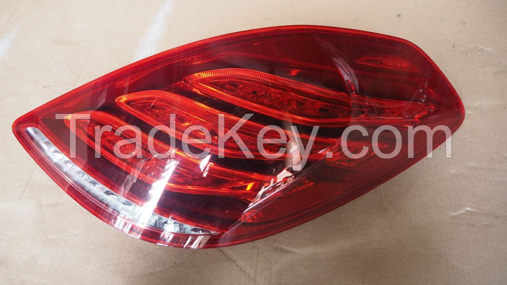 MERCEDES BENZ W222 S-CLASS 2017 LED TAIL LAMPS