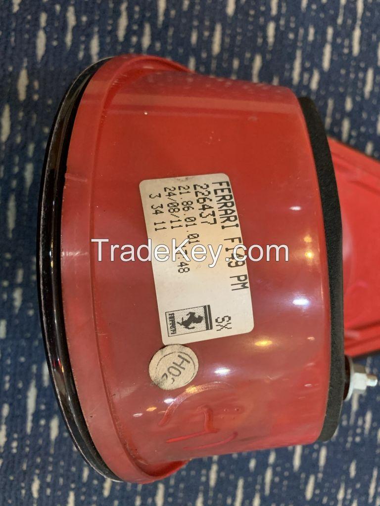 FERRARI CALIFORNIA 4.3L 2011 F149 REAR LEFT TAIL LIGHT