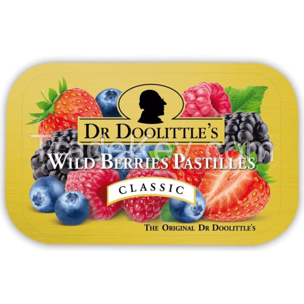 Dr. Doolittle's Wild Berries Pastilles