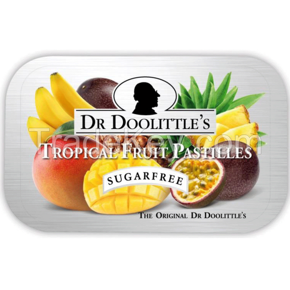Dr. Doolittle's Tropical Sugar Free Pastilles