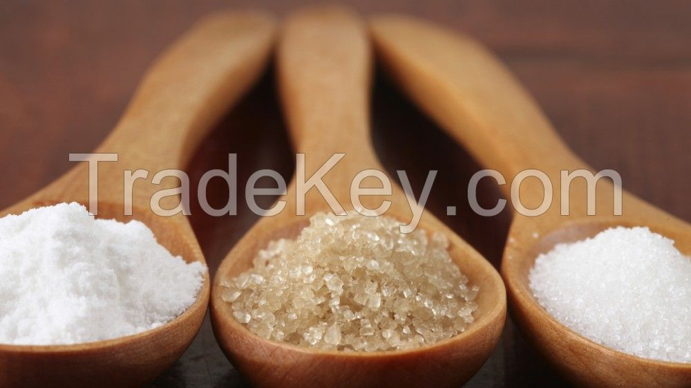 White Refined Sugar Icumsa 45 Raw brown cane sugar