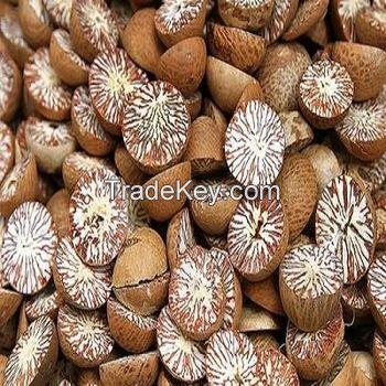 Dried Betel Nut High Quality Big size