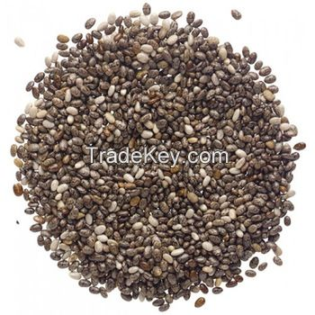 Quality Pure and natural White and Black chia seeds in bulk